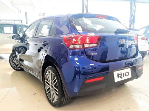 kia rio sx premium automático 6m 1.6 full