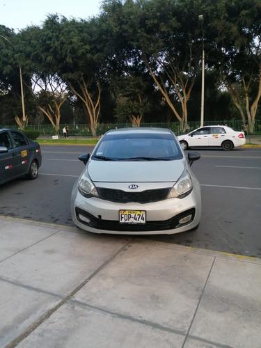 kia rio taxi