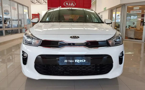 kia rio zenith sedan at. 1.4l 2021 0km.