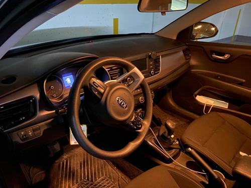 kia rio5 ex 1.4 6mt full version 2018