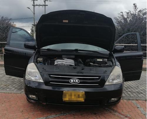 kia sedona 2900 full equipo diesel