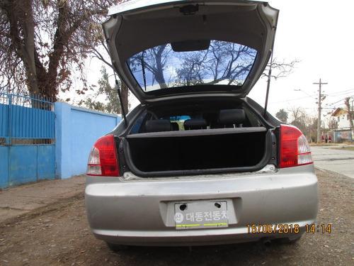kia sephia 2003 - 2005 en desarme