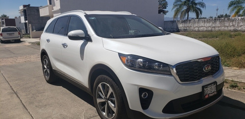 kia sorento 2019 3.4 3.3l ex pack at