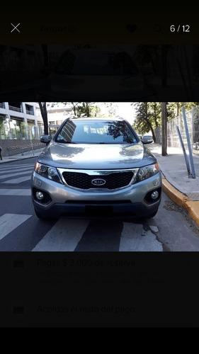 kia sorento 2.2 ex premium 4x4 6at 2010