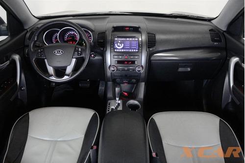 kia sorento 2.4 16v gasolina ex 7l 4wd automático