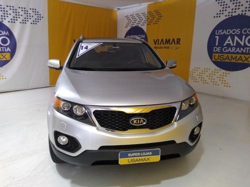 kia sorento 2.4 16v gasolina ex 7l automatico 2010/2011