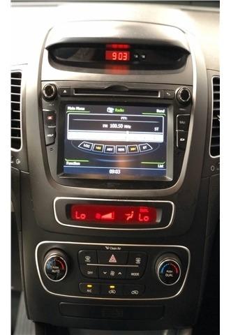 kia sorento 2.4 4x2 gasolina automático completa
