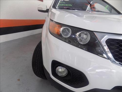 kia sorento 2.4 ex 4x2 16v gasolina 4p automático