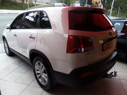 kia sorento 2.4 ex  4x2 aut. 5p 2012