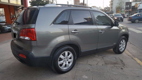 kia sorento 2.4 ex 4x4 at 2011!! unica mano!!