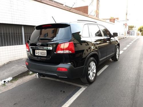 kia sorento 2.4 ex 5l 4x2 aut. 5p 2012