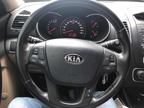 kia sorento 2.4 ex 5l 4x2 aut. 5p 2015