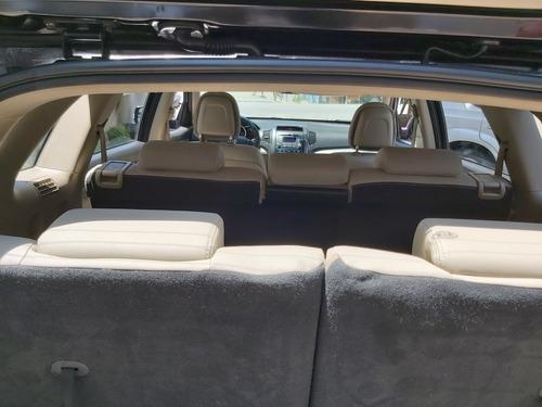 kia sorento 2.4 ex 7l 4x2 aut. 5p 2011