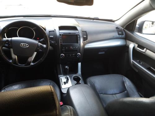 kia sorento 2.4 ex 7l 4x4 aut. 5p 2011