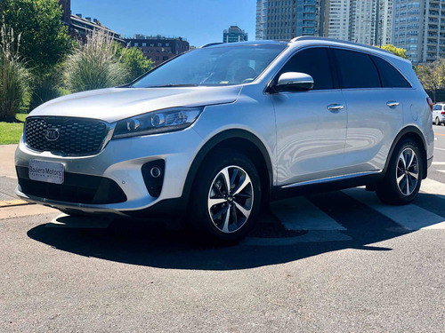 kia sorento 2.4 ex at 4x2 2018