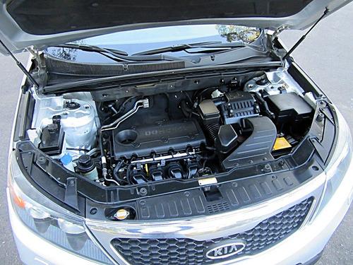 kia sorento 2.4 ex premium 4x4 6at 2011