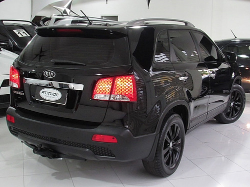 kia sorento 2.4 ex2 4x2 16v gasolina 4p automático 2011