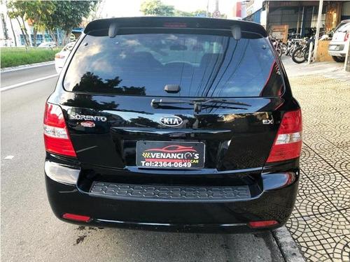 kia sorento 2.5 ex 4x4 16v turbo diesel -teto - venancioscar