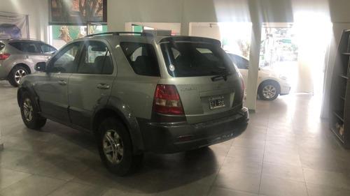 kia sorento 2.5 ex crdi 4x4 at 2004 5 puertas