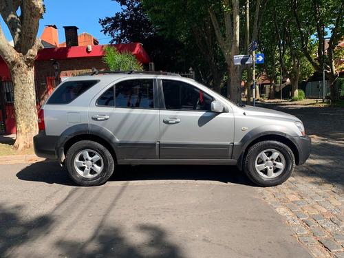 kia sorento 2.5 ex m/t 4x4 diesel 2009