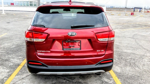 kia sorento 3.4 3.3l ex pack at 2017