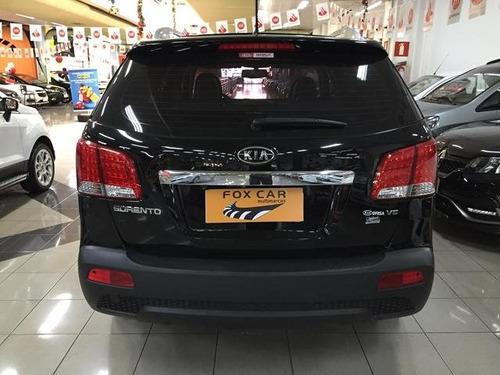 kia sorento 3.5 v6 ex 7 lugares aut. ano 2011/2011 (1502)