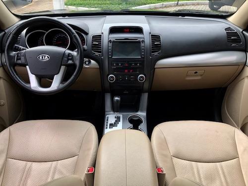 kia sorento 3.5 v6 ex 7l 4x4 aut. 2012