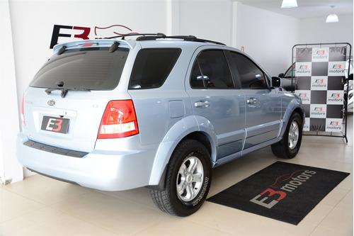 kia sorento 3.5 v6 gasolina ex 4wd automático