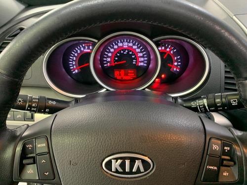 kia sorento 3.5 v6 gasolina ex 7l 4wd aut