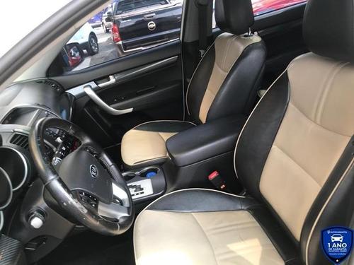 kia sorento 3.5 v6 gasolina ex 7l 4wd automático 2011/2011