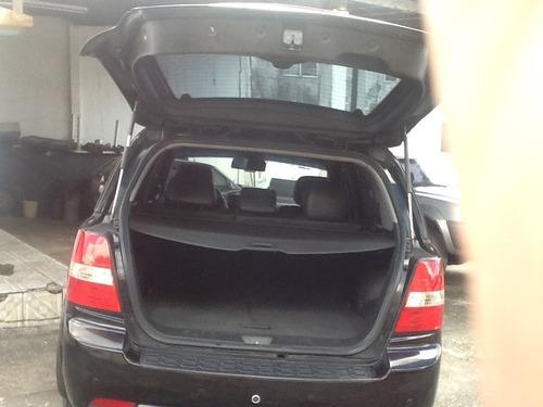 kia sorento blindado 2009 diesel 2.5 ex 4x4