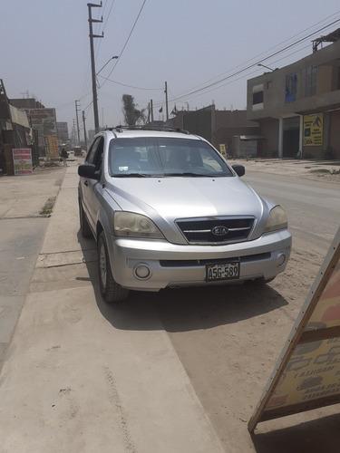 kia sorento  camioneta 4x4  2005