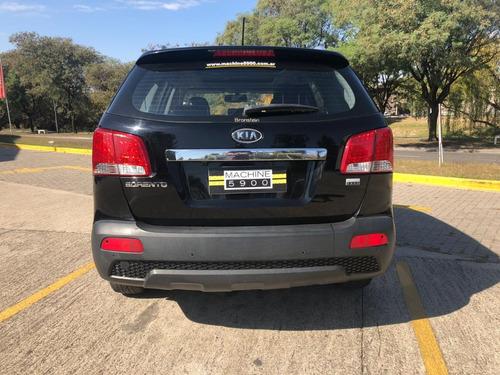 kia sorento ex 2.4 aut full 2011