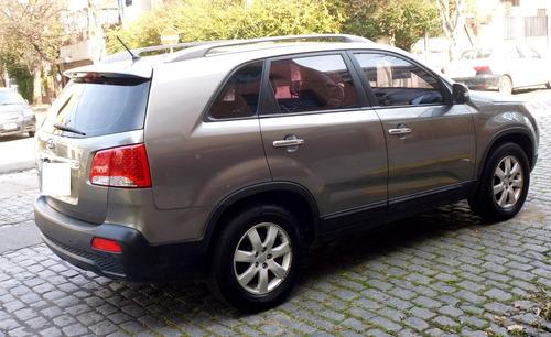 kia sorento ex 2.4 full aut.service oficiales en 2014 y 2015