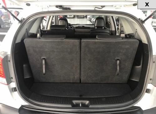 kia sorento  ex 3.5 v6 4wd (aut)(s.658) gasolina automático
