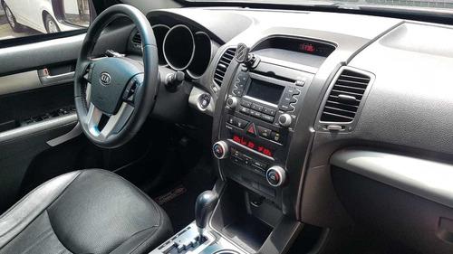 kia sorento ex  3.5 v6 blindado automático  2012