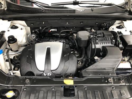 kia sorento ex2 3.5 v6 4wd 7 lug. 4p gasolina automática