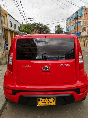 kia soul 1.6 automatica 2012