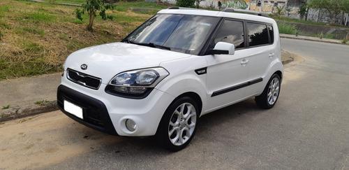 kia soul 1.6 automático 2014