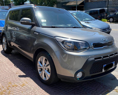 kia soul 1.6 ex 132cv 6at 2016