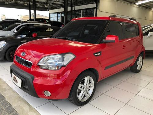 kia soul 1.6 ex 16v flex 4p automático 2011