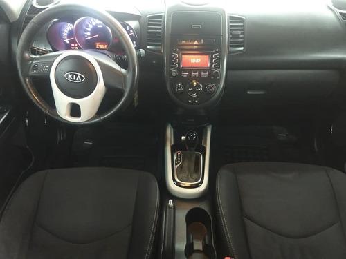 kia soul 1.6 ex 16v flex automático 2012