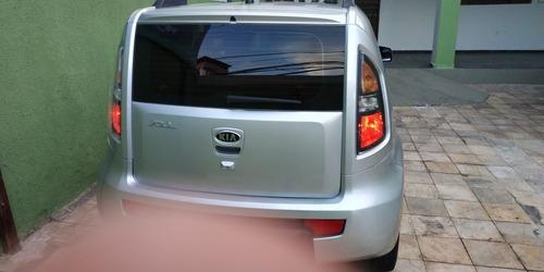 kia soul 1.6 ex aut. 5p 2010 (leilão)