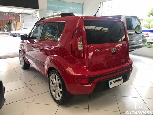 kia soul 1.6 ex flex aut. 2012