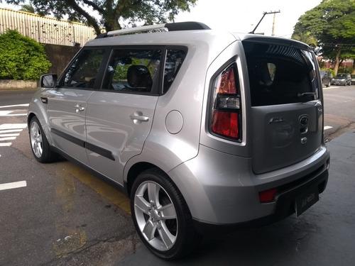 kia soul 1.6 ex flex aut. 5p 2012