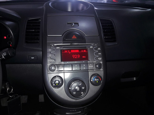 kia soul 1.6 ex flex manual placa i ano 2012 câmera de re