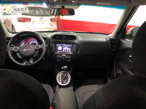 kia soul 1.6 ex premium 6at