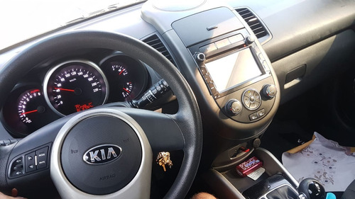 kia soul 1.6 flex aut. troca por veículo de maior valor 2014