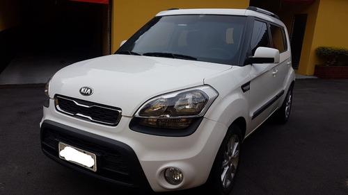 kia soul 1.6 flex automático 2014 troca veículo maior valor