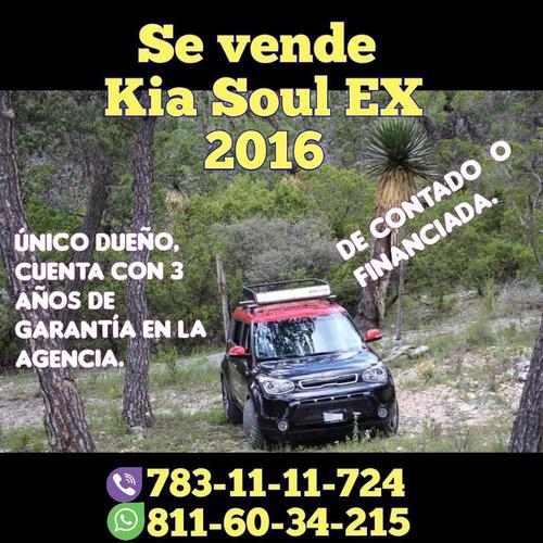 kia soul 2.0 ex at 2016